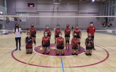 Juvenil: Alpicat Vòlei 0 – 3 CEVOL Torredembarra